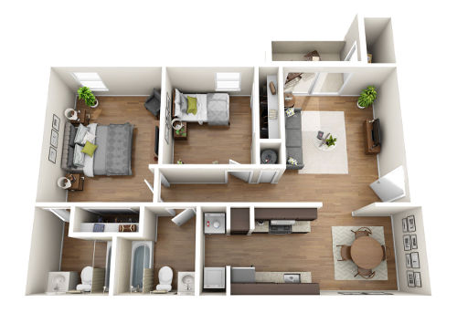 Superb Our 2 Bedroom Rental Apartments Include: Great Ideas