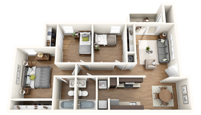 Apartments for Rent Layout